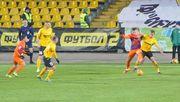 Мариуполь – Александрия – 1:1. Текстовая трансляция матча