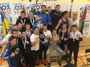 Сборная Украины отправляется на юниорский чемпионат Европы по боксу