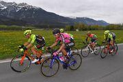 Колумбийская велокоманда отстранена из-за провала допинг-тестов