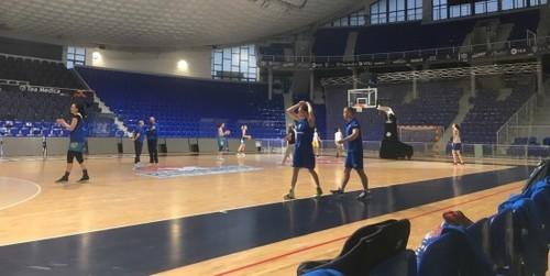 Женская сборная Украины начала подготовку к Евробаскету