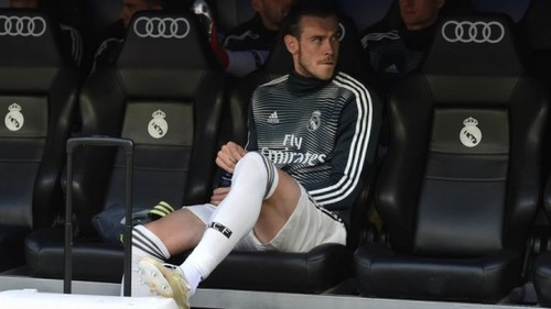Зидан считает, что Бэйл не вписывается в игру Реала