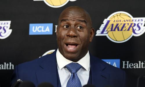 Мэджик Джонсон покинул Лейкерс, потому что ему не дали уволить тренера