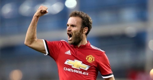 Манчестер Юнайтед продолжает переговоры с Матой о контракте