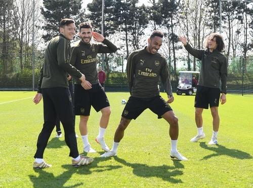 Игроки Арсенала получат до 500 тысяч фунтов за победу в Лиге Европы
