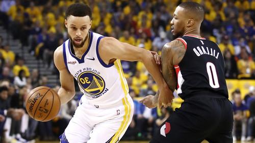 Трехочковые Карри и Лилларда в топ-5 дня в НБА