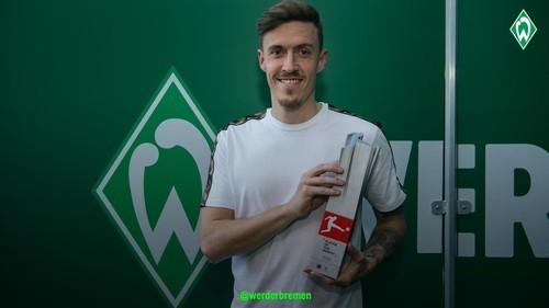 Ливерпуль и Бавария хотят подписать нападающего Вердера