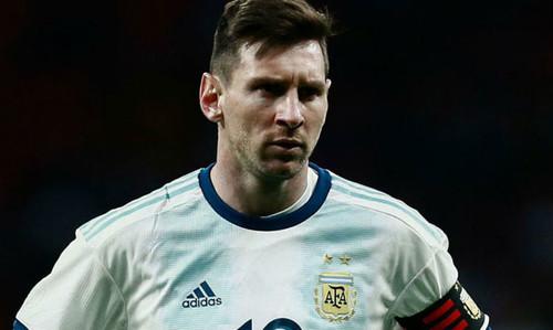 Стала известна заявка сборной Аргентины на Копа Америка
