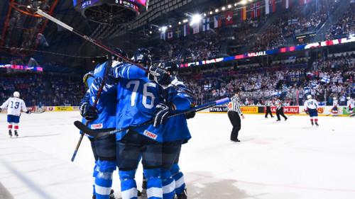 ЧМ по хоккею. США - Россия и другие пары 1/4 финала