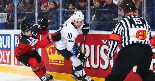 ЧМ по хоккею. Канада - США - 3:0. Обзор матча