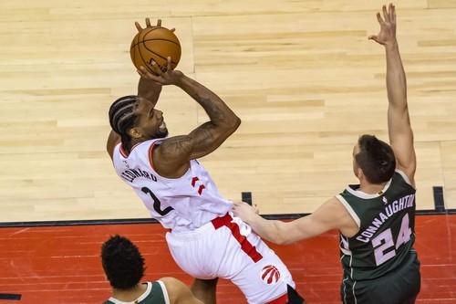НБА. Торонто дома обыгрывает Милуоки и сравнивает счет в серии