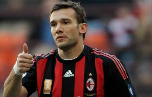 Андрей ШЕВЧЕНКО: «Мне бы очень хотелось когда-то возглавить Милан»