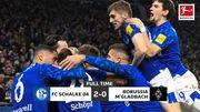 Шальке – Боруссія М – 2:0. Відео голів та огляд матчу