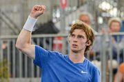 ATP Аделаида. Рублев выиграл второй титул в сезоне