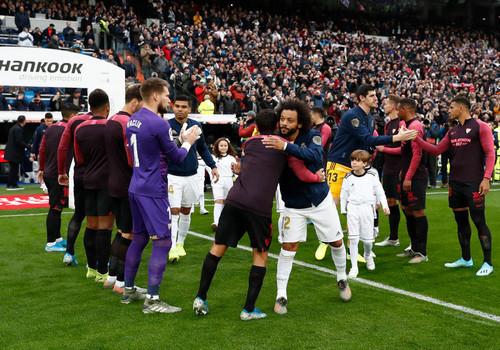 Реал – Севилья. Текстовая трансляция матча