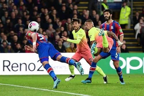 Где смотреть онлайн матч чемпионата Англии Манчестер Сити – Кристал Пэлас