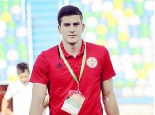 Динамо предоставило статус свободного агента грузинскому защитнику
