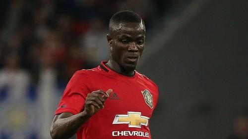 Манчестер Юнайтед продлил контракт с Байи