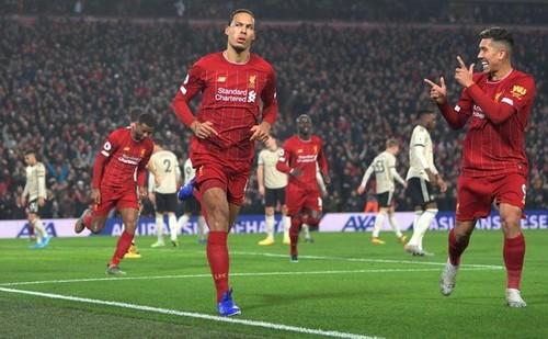 Ливерпуль – Манчестер Юнайтед – 2:0. Текстовая трансляция матча