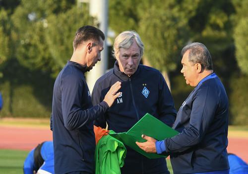 Динамо – Легия – 1:1. Текстовая трансляция матча