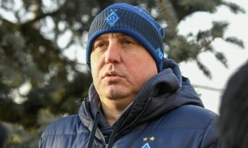 Тренер Динамо U21: «О новичке Мартине Алмейде еще рано что-то говорить»