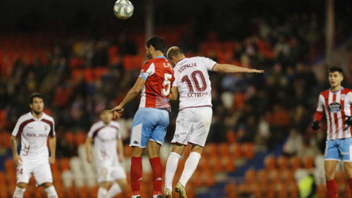 Кравец сыграл за Луго впервые после возвращения, обыграв команду Зозули