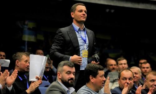 Президент Колоса избран председателем Киевской областной ассоциации футбола
