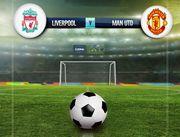 Ливерпуль – Манчестер Юнайтед. Стартовые составы команд