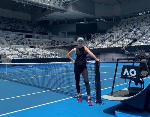 Элина СВИТОЛИНА: «Фокус на Australian Open»