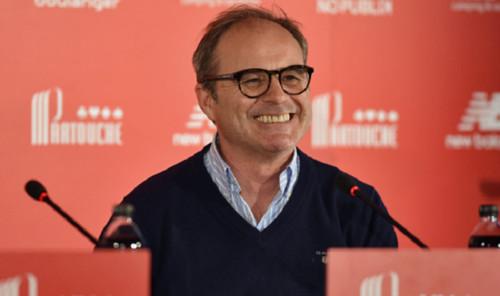 МЮ призначить спортивним директором Кампоса, який знайшов для Монако Мбаппе