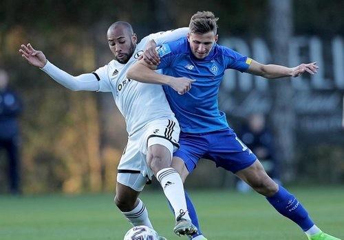 Динамо сыграло вничью с Легией в первом спарринге на сборе в Турции