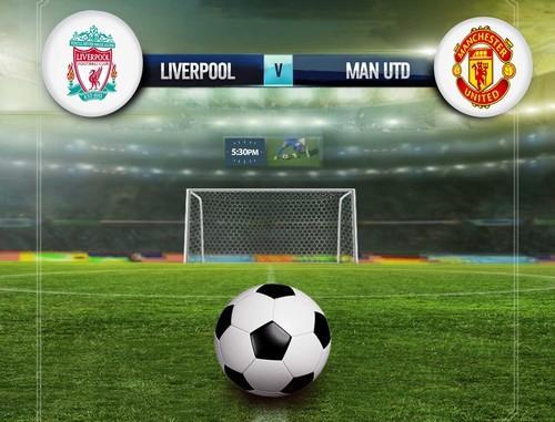 Ліверпуль – Манчестер Юнайтед. Стартові склади команд