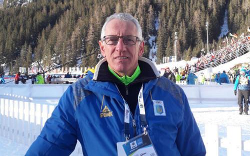 Юрай САНІТРА: «Задоволений виступом команди на етапах Кубка світу»