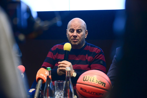 Михаил БРОДСКИЙ: «Кейси Шепард будет натурализован для сборной Украины»