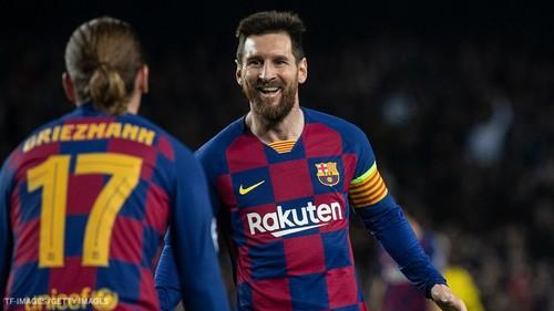 Месси принес победу Барселоне, что позволило сравняться по очкам с Реалом