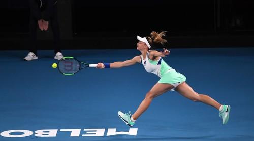 Australian Open. Цуренко потрепала нервы Барти, но победить не смогла