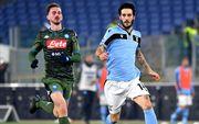 Где смотреть онлайн матч Кубка Италии Наполи – Лацио