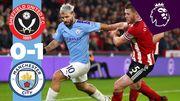 Шеффилд Юнайтед – Манчестер Сити – 0:1. Видео гола и обзор матча