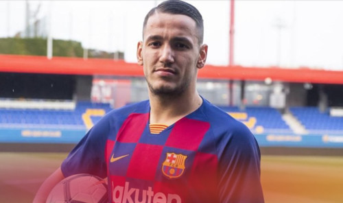 Барселона подписала экс-форварда Интера Маная