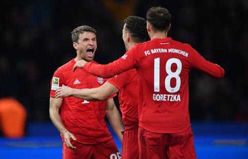 Герта – Бавария – 0:4. Видео голов и обзор матча