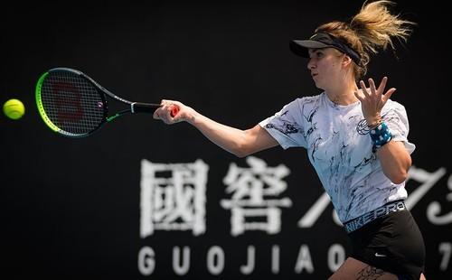 Australian Open. Свитолина в седьмой раз подряд вышла во второй круг