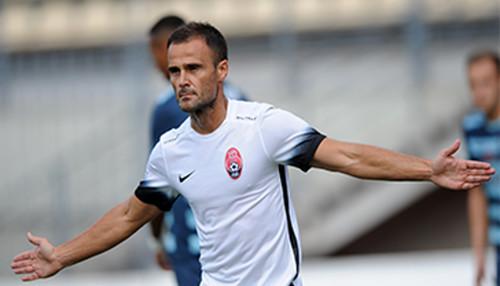 Любенович стал помощником тренера Зари U-19