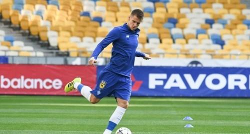 Динамо временно отстранило главного врача клуба из-за ситуации Беседина