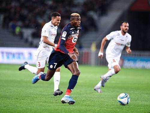 Лион переиграл Лилль по пенальти и стал финалистом Кубка французской лиги