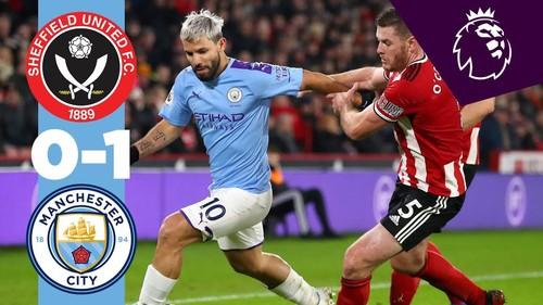 Шеффілд Юнайтед – Манчестер Сіті – 0:1. Відео голу та огляд матчу