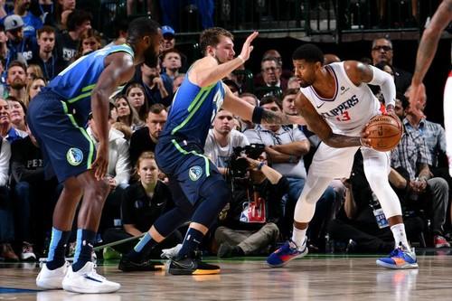 НБА. 36 очков Дончича не спасли Даллас в матче с Клипперс