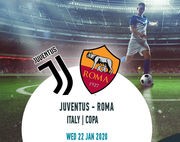 Ювентус – Рома. Стартовые составы команд