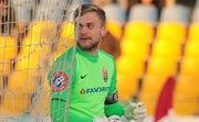 Основной вратарь Зари Шевченко получил серьезное повреждение
