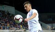 Владислав КАБАЄВ: «Вистачило на 60 хвилин, потім було багато браку»