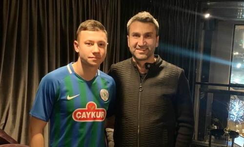 Андрій БОРЯЧУК: «Сподіваюся, Різеспор зможе викупити мій контракт»