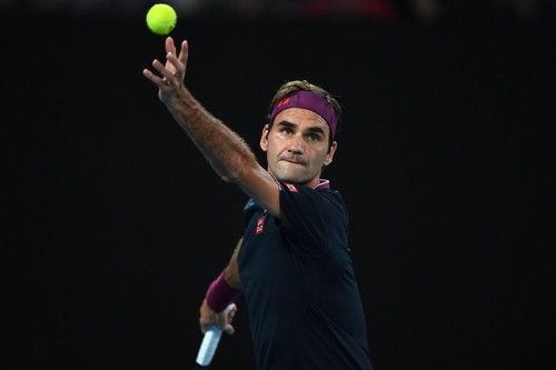 Федерер выиграл 99-й матч на Australian Open